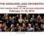 vanguard jazz orchestra at village vanguard
