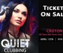 Quiet Clubbing at Croton Tavern April 13