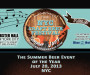 NYC Craft Beer Festival Summer Jazz at Webster Hall
