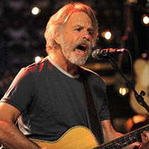 Grateful Dead's Bob Weir is Back in Action