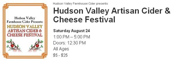 Hudson Valley Cider Festival 2013