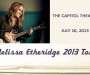 Melissa Etheridge Concert Tickets