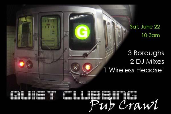 Pub Crawl NYC