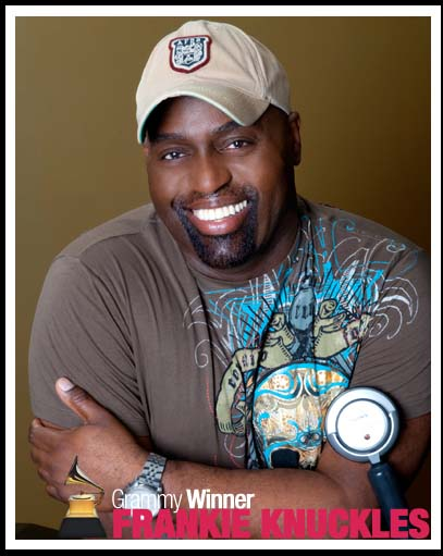 Frankie Knuckles House Music Live at Cameo Gallery Brooklyn