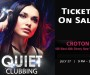 Quiet Clubbing NYC Dance Party July 27 at Croton Lounge